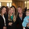 Erin Halford (BA 09, JD 12), Tricia Joyce (BA 09, JD 12) and Kayla Fowler Ware (BA 08, JD 12)